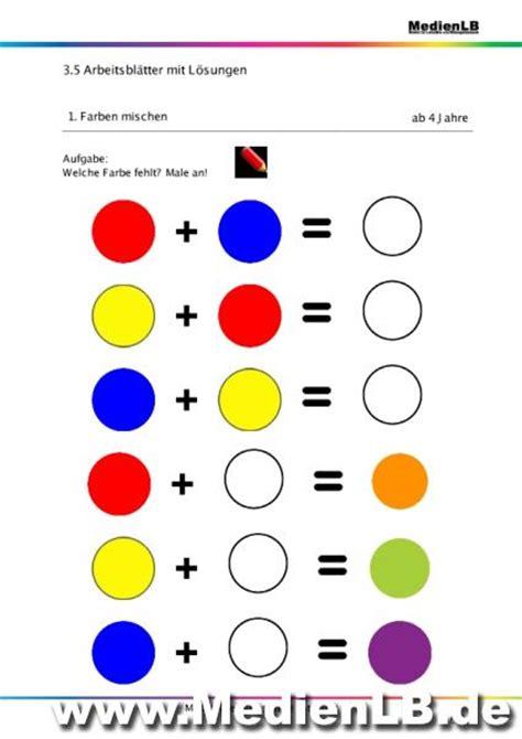 farben mischen tabelle mediathek