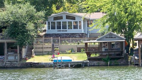 lake hamilton boat rental lake hamilton lake house with separate dock vrbo