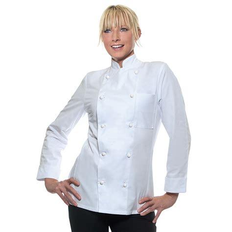 veste de cuisine femme veste de cuisine femme agathe manches longues vestes