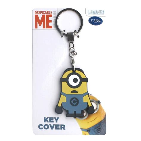 Character Key Cover minions stuart key ring key cover 72050 character brands