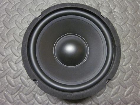 Speaker Woofer 6 Inch 6 5 quot woofer speaker replacement six half inch 8 ohm baby