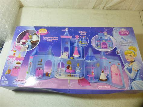 cinderella magic clip castle doll house cinderella magic clip castle doll house ebay