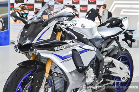 Ktm At Auto Expo 2016 by 2016 Yamaha R1m Fairing At Auto Expo 2016