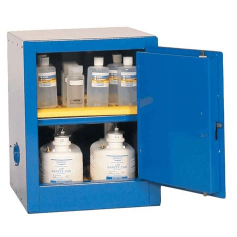 Acid Storage Cabinet Eagle Benchtop Acid Storage Cabinet Manual Latching Door 4 Gallon From Cole Parmer