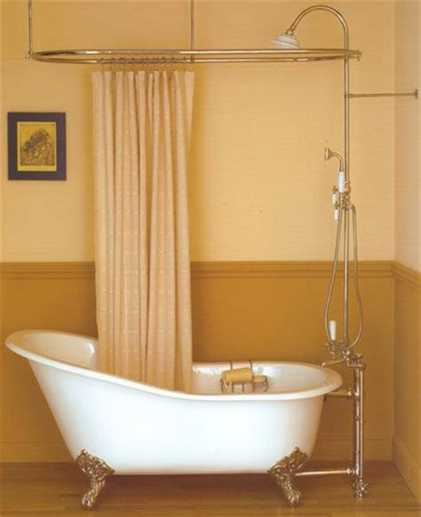 bathroom ideas with clawfoot tub best 25 clawfoot tub shower ideas on pinterest