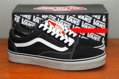 Sepatu Vans Original School Mods Shop Vans School Waffle Hf