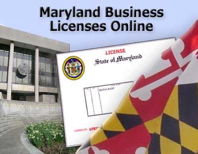 Md Judicial System Search Maryland Judiciary Business Licenses