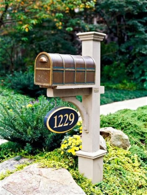 curb appeal mailbox easy ways to boost curb appeal