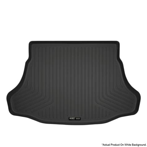 Prius Floor Mat by Husky Liners Weatherbeater 2016 2017 Toyota Prius Trunk