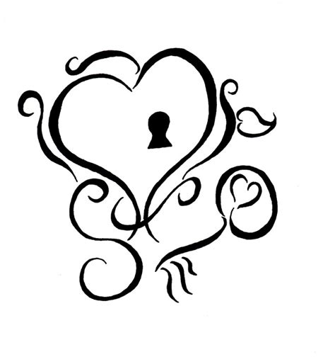 heart with vines tattoo design vine s by sgt on deviantart