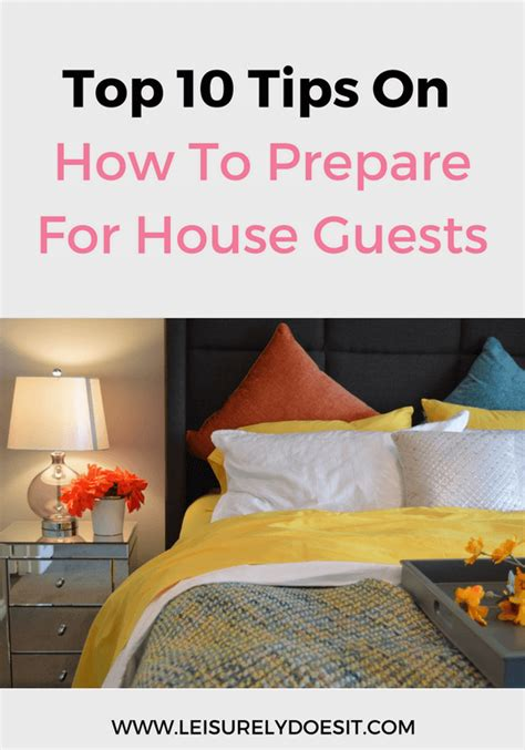 top 10 tips when building a new home benchmark top 10 tips on how to prepare for house guests