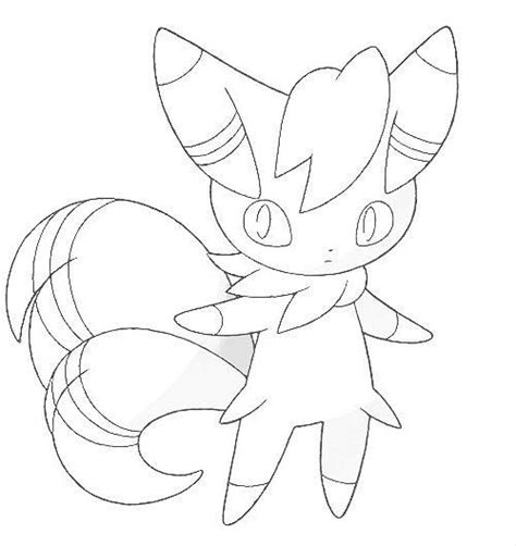 999 coloring pages pokemon kleurplaat meowstick pokemonxandy http www pokemon