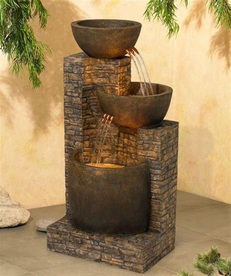 fontane zen da tavolo giardino zen con fontana fontana zen fai da te