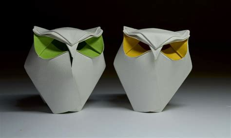 Owl Origami - origami owls by htquyet on deviantart