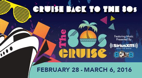 80s Cruise by Soul At Sea Cruises Home