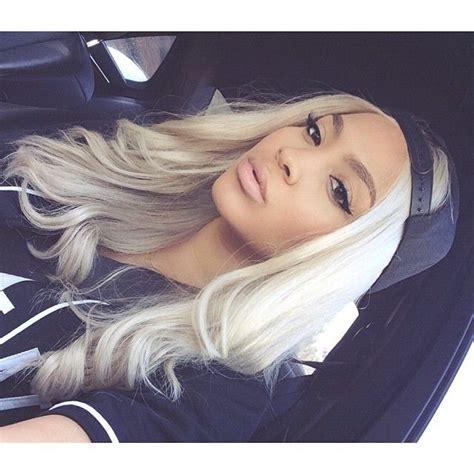 platinum blonde weave pictures pinterest vivi macias hair pinterest follow me