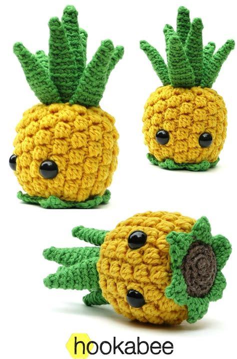 crochet pattern en español 17 best images about fruit haken of breien on pinterest
