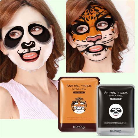 Snp Animal Mask Panda Mask Others bioaqua moisturizing animal masks skin care