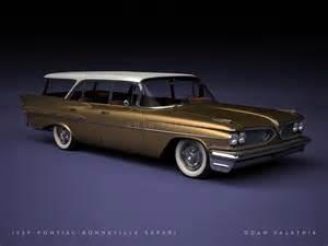 1959 Pontiac Wagon A Garagem Digital De Dan Palatnik The Digital Garage