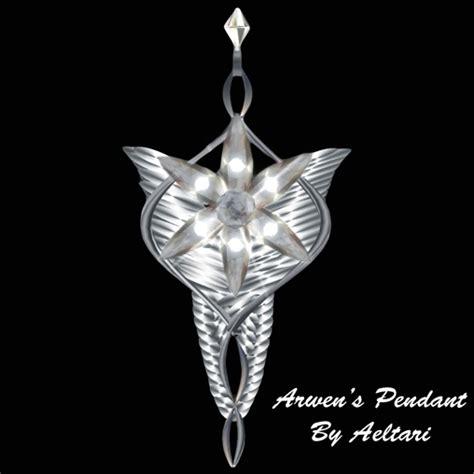 light of the evenstar arwen s evenstar pendant by aeltari on deviantart