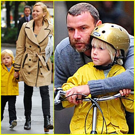 Baby On Board For And Liev by Liev Schreiber Watts Baby