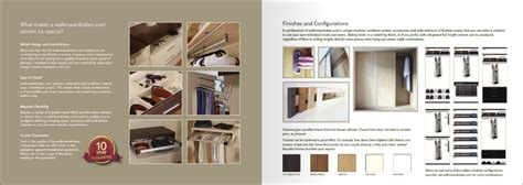 walkin wardrobes brochure request for walkin wardrobes