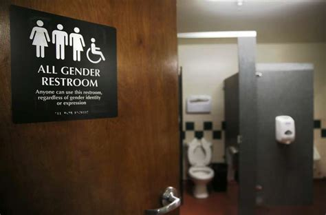 public bathroom laws gotta go single stall unisex restrooms may become law in