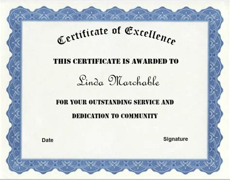 creating certificate templates business office creating a certificate