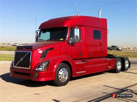 used volvo tractor trailers for sale volvo vnl 730 volvo vnl64t730 t a sleeper for sale