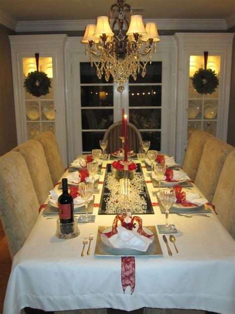 gorgeous holiday table settings