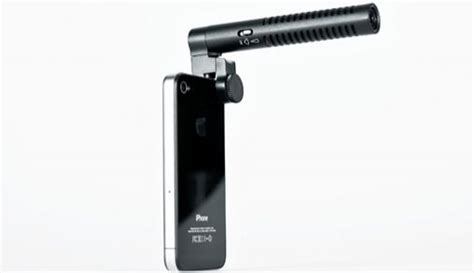 external microphone for iphone externe microfoon voor iphone