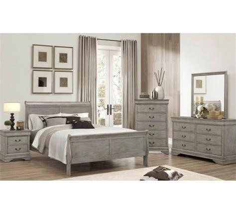 lafayette gray queen size bedroom set