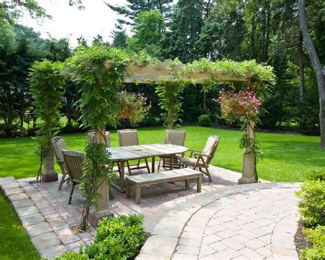 Ideas For Backyard Patios Architectural Design Patio Designs Images