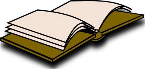 Open Book Icon Clip Art At Clker Com Vector Clip Art Animated Open Book