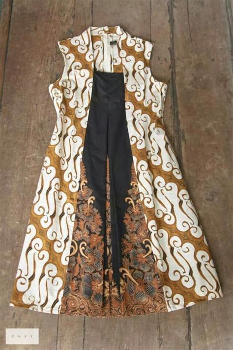 Outer Blazer Jaket Batik Modern 294 best klambi batik images on batik dress