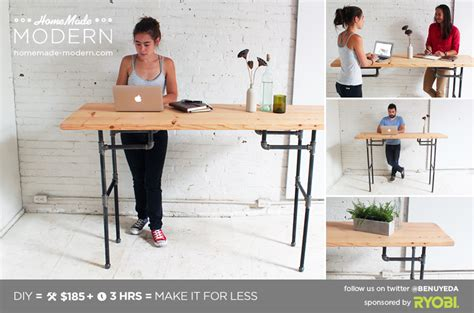 How High Standing Desk by Modern Ep74 Standing Desk