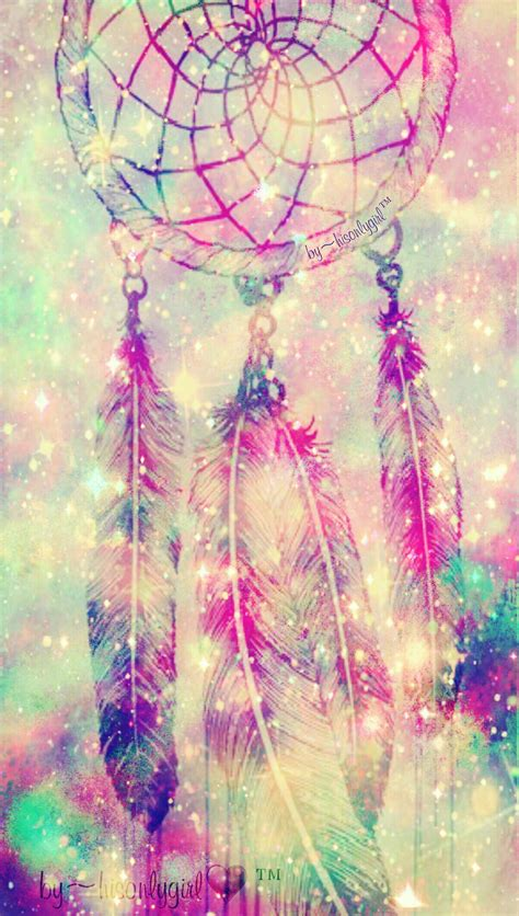 wallpapers galaxy vintage quot vintage dreamcatcher quot galaxy wallpaper i created cute
