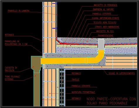 box auto dwg lamiera dwg simple tettoia dwg idee con tetto ventilato