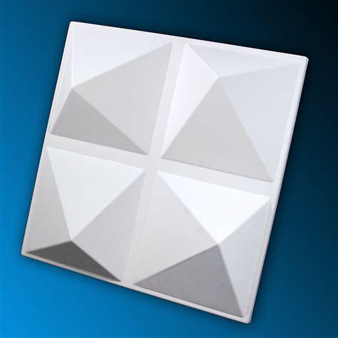 Light Diffusers Low Profile Sound Diffuser Quadrapyramid Diffuser