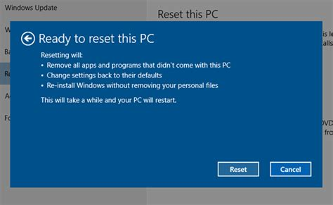 resetting windows update 10 windows 10 problems discover how system restore can help bt