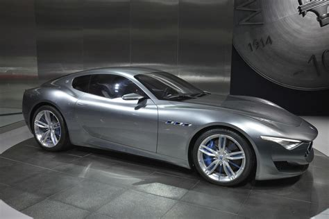 maserati alfieri white maserati alfieri coupe delayed until 2018 granturismo