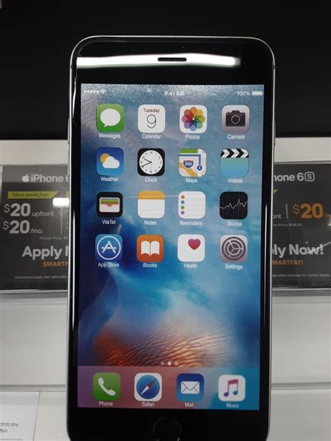 limited time offer iphone 6s plus 32gb space gray switch to boost mobile now for sale in