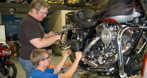 motorcycle mechanics cccc central carolina community college