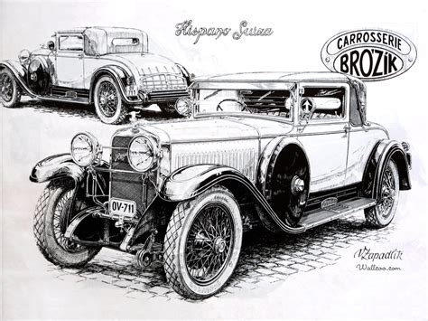 vintage cars drawings automotive art vintage cars antique cars classic cars