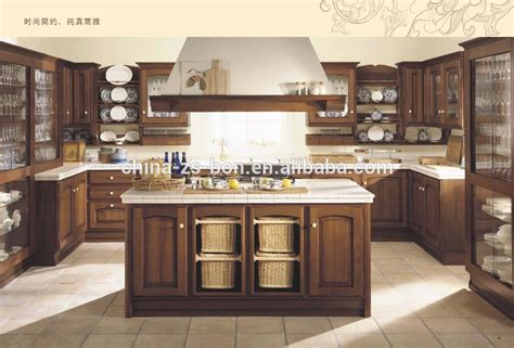 2016 new walnut kitchen cabinets price in foshan buy