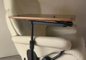 ekornes stressless computer laptop pc table desk recliner