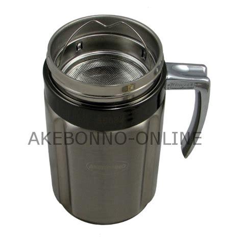Termos Makan Stainless Tsum 480ml peralatan minum akebonno magnetic mug 480ml
