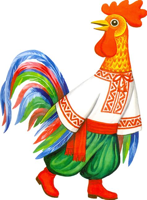 lainey new year rooster