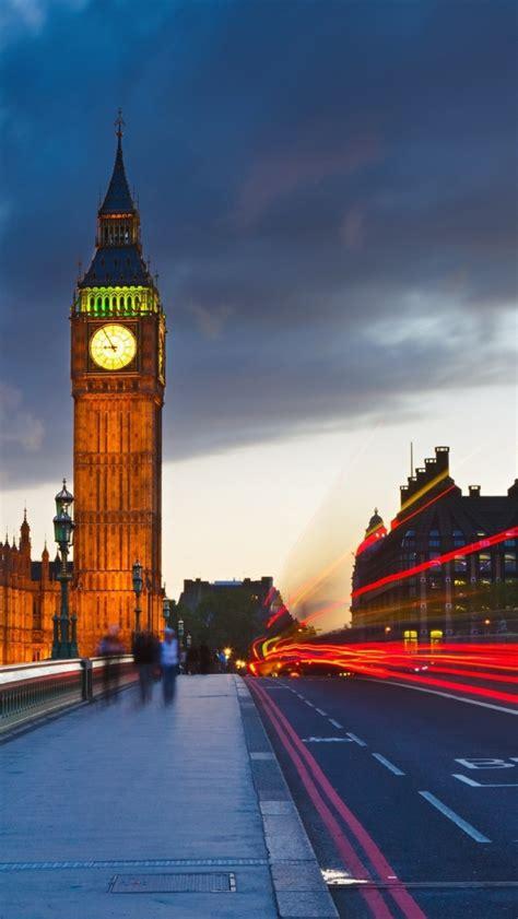 wallpaper iphone 5 england ロンドンの夜景 スマホ壁紙 iphone待受画像ギャラリー