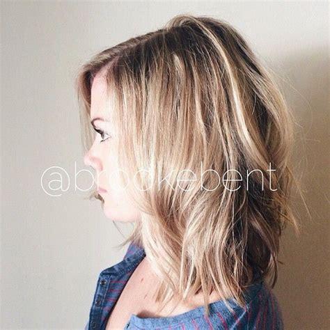just below collar bone blonde hair styles below collar bone blonde hair styles